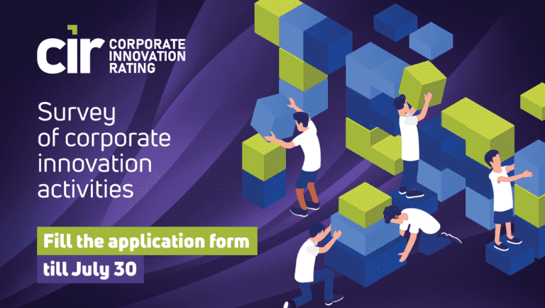 Survey of Corporate Innovation Activities – Corporate Innovation Rating