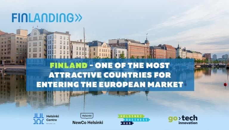 Finland is the European leader in venture capital investments