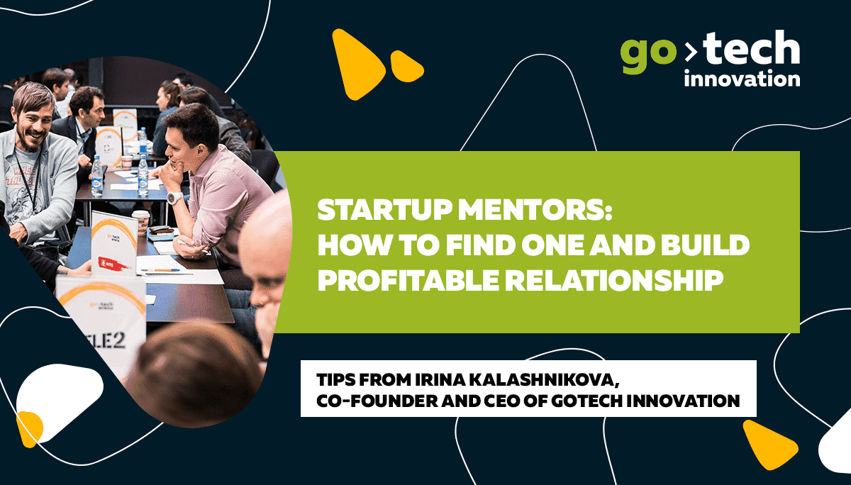Startup mentors: how to find one and build profitable relationships