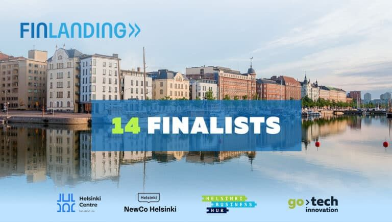 14 finalists of  Finlanding announced