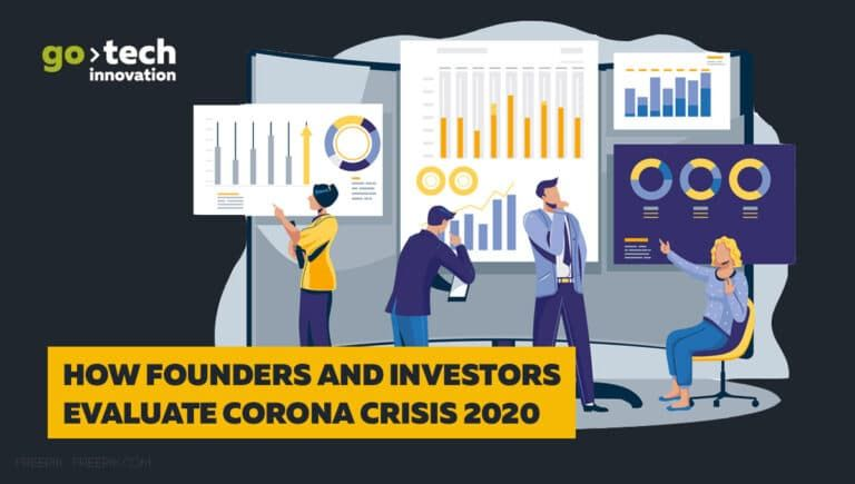 How Founders and Investors Evaluate Corona Crisis 2020