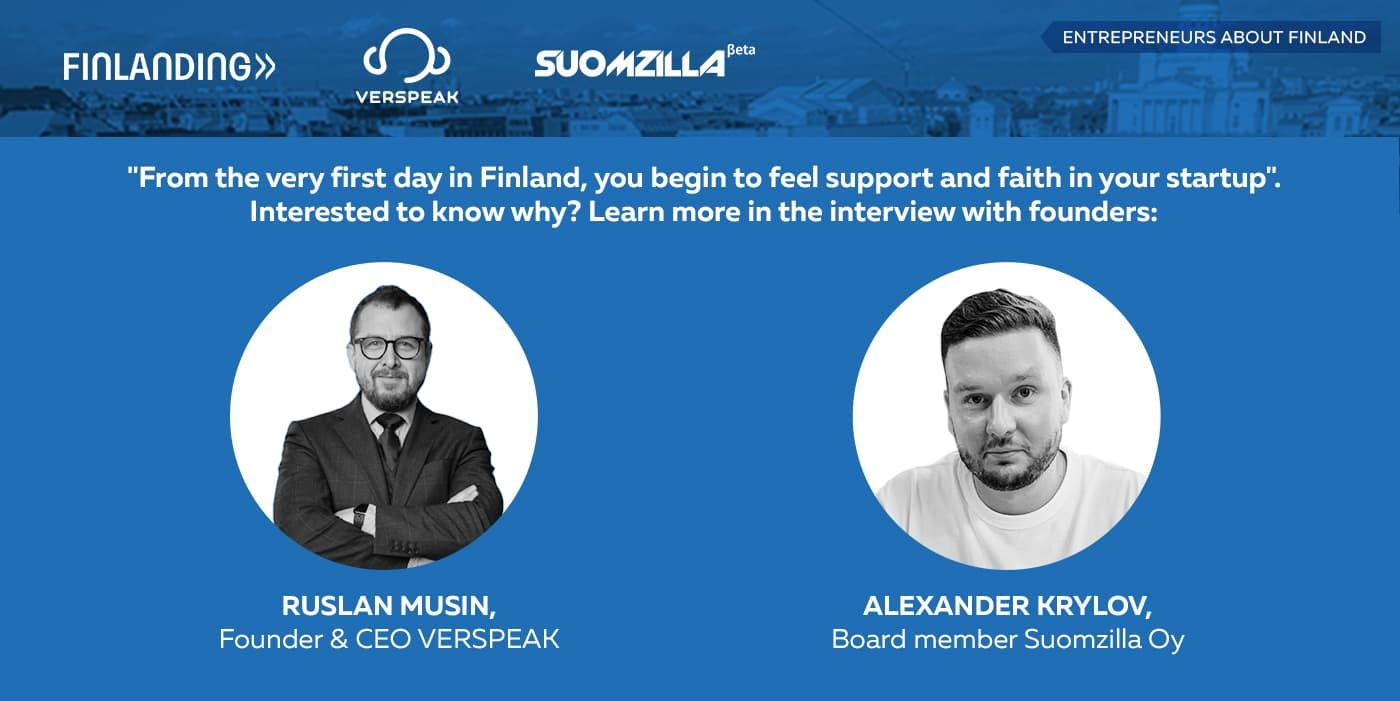 Friends, Finlanding program is gaining momentum, which provides an excellent opportunity to start a business in Finland and realize the global ambitions of your business.