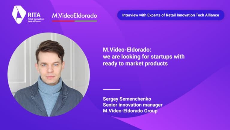 M.Video-Eldorado: we are looking for startups with ready to market products